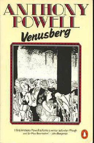 9780140016284: Venusberg