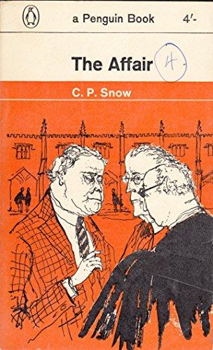 9780140017649: The Affair (A Strangers & Brothers Novel)