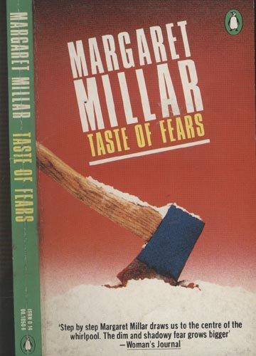9780140018509: Taste Of Fears - A Psychological Novel