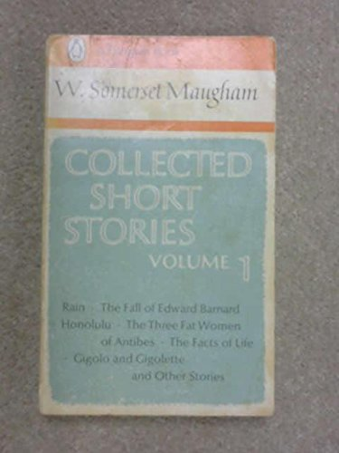 9780140018714: The Collected Short Stories of W. Somerset Maugham, Vol. 1