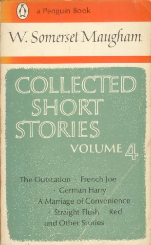 V.4-collected short stories 072193: William-somerset-maugham