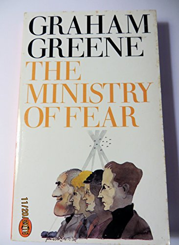 The Ministry of Fear: An Entertainment: Greene, Graham
