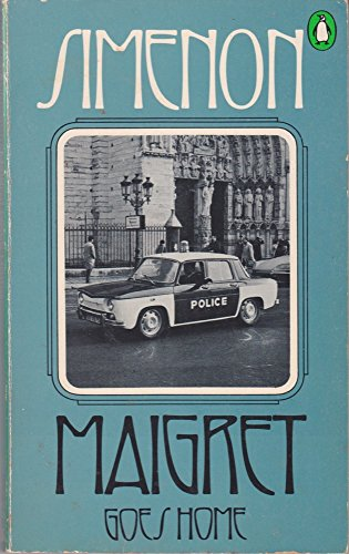 9780140019018: Maigret Goes Home