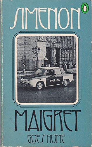 9780140019018: Maigret Goes Home