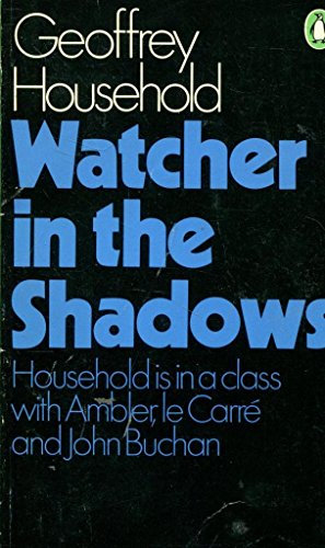 9780140019629: Watcher in the Shadows