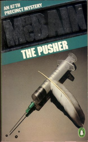 9780140019704: The Pusher (Penguin crime fiction)