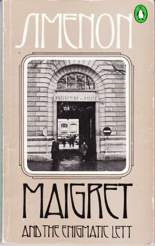 9780140020236: Maigret and the Enigmatic Lett