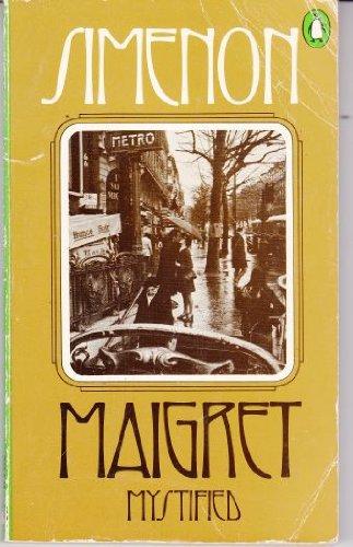 9780140020243: Maigret Mystified