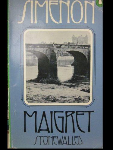9780140020267: Maigret Stonewalled
