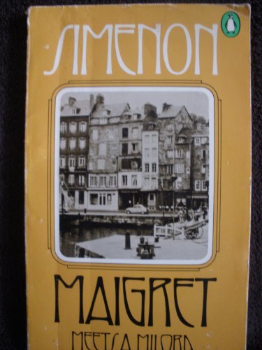 9780140020274: Maigret Meets a Milord