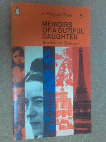 9780140020304: Memoirs of a Dutiful Daughter