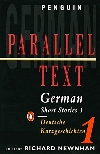 9780140020403: Parallel Text: German Short Stories: Deutsche Kurzgeschichten: v. 1