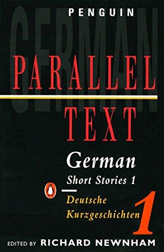 9780140020403: Parallel Text: German Short Stories: Deutsche Kurzgeschichten