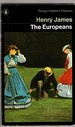 9780140020700: The Europeans (Modern Classics)