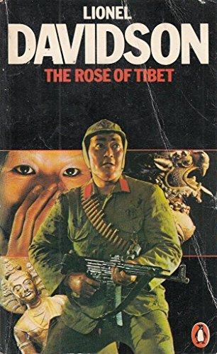 9780140021370: The Rose of Tibet
