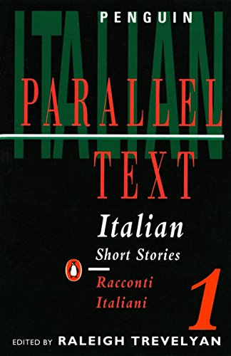 9780140021967: Italian Short Stories 1: Parallel Text Edition (Penguin Parallel Text) (v. 1) (Italian Edition)
