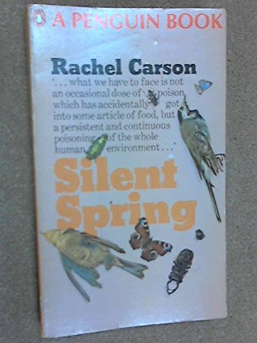 a description of rachel carsons book silent spring Spring in june and its publication in book form that september, rachel carson's alarm touched off a her description of the creation in silent spring.