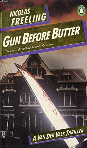 9780140022803: Gun Before Butter (Penguin crime fiction)