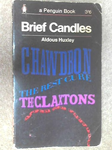 9780140023497: Brief Candles