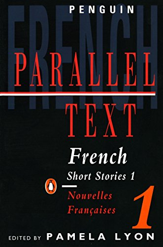 9780140023855: Parallel Text: French Short Stories: Nouvelles Francaises: v. 1
