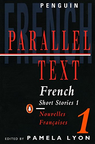 9780140023855: French Short Stories 1 / Nouvelles Francaises 1: Parallel Text (Penguin Parallel Text) (French and English Edition)