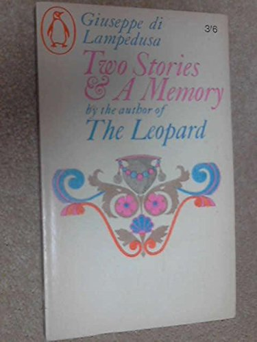 9780140023923: Two Stories and a Memory