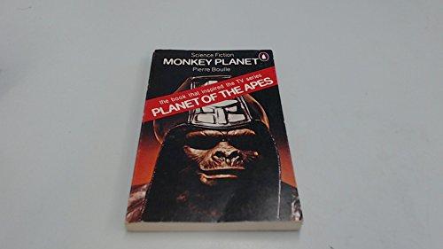 Monkey Planet: Boulle, Pierre