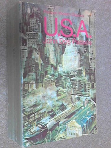 U.S.A. (Modern Classics) (0140024182) by John Dos Passos