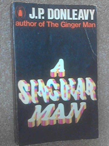 Singular Man (Spanish Edition): Donleavy, J P