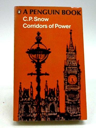 Corridors of Power: C P Snow