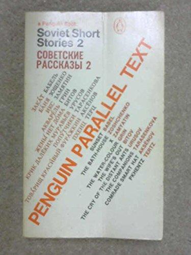 9780140025552: Soviet Short Stories: v. 2: Parallel Text