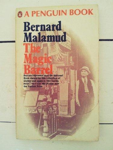 Magic Barrel: Malamud, Bernard