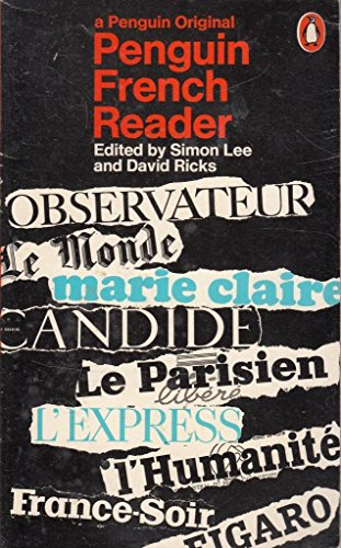 9780140026566: Penguin French Reader