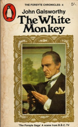 9780140026771: White Monkey