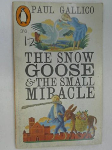 Review the snow goose by paul