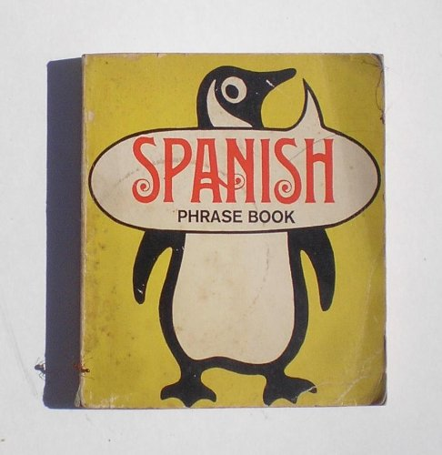 9780140027082: Spanish Phrase Book