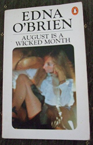 9780140027204: August is a Wicked Month