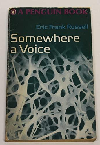 9780140027228: Somewhere a Voice