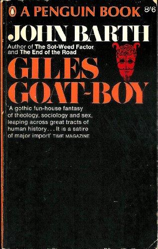 9780140027280: Giles Goat Boy