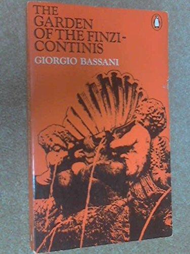 9780140027389: Garden of the Finzi-Continis