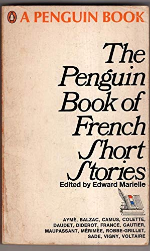 9780140027655: Penguin Book of French Short Stories