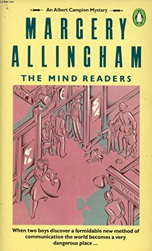 9780140027792: The Mind Readers (An Albert Campion mystery)