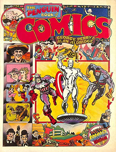 9780140028027: The Penguin Book of Comics (Penguin graphic fiction)