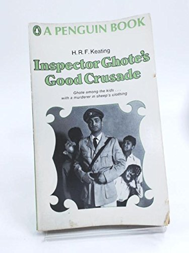 9780140028768: Inspector Ghote's Good Crusade