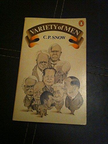 9780140028966: Variety of Men