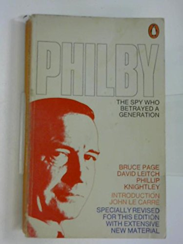 9780140029451: Philby: The Spy Who Betrayed a Generation