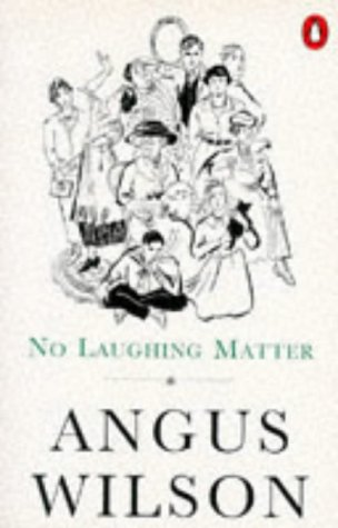 9780140029710: No Laughing Matter