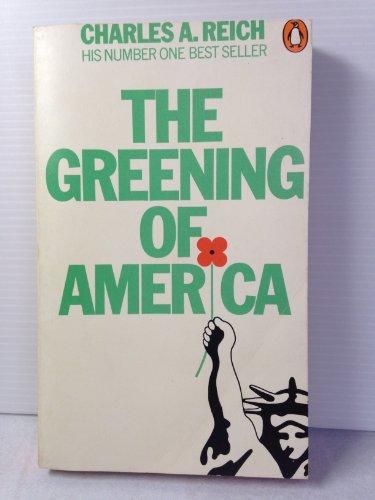 9780140029956: The Greening Of America