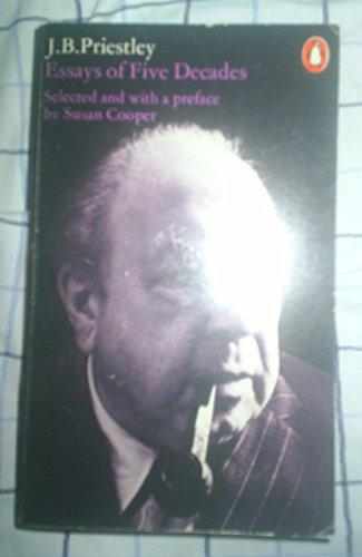 9780140030051: Essays of Five Decades