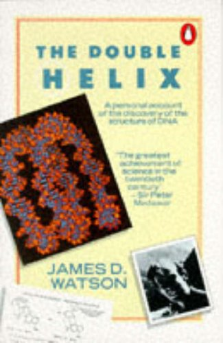 9780140031423: The Double Helix: Personal Account of the Discovery of the Structure of DNA